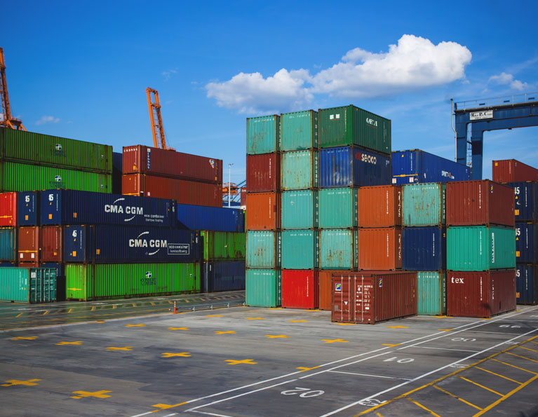 Intermodal Transportation Services in the USA | Amstan Logistics